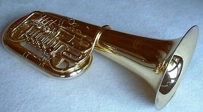 B/Bb Tuba B&S Markneukirchen 5 Ventile Mensur wie PT1/3103. Made in Germany