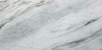 "Marble Counter-top Prefab 84"" X 26"" X 3/4"" Arabescato Venato Polished"