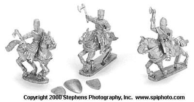 Old Glory Mongols in Europe 25mm Polish Knights w/Axes Pack MINT