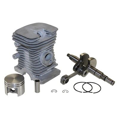 CYLINDER WITH PISTON AND CRANKSHAFT FOR STIHL MS180 MS170 Chain Saw NEW