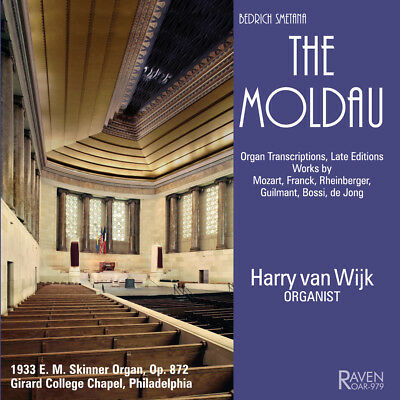 The Moldau: Harry van Wijk Plays the 1933 Skinner Pipe organ at Girard College
