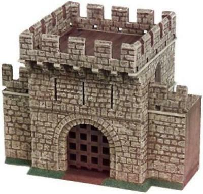 MBA Town Wall 25mm Gate House Box MINT