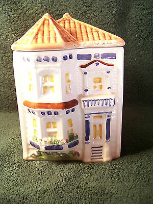 Avon Canister - Small House