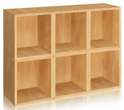 Storage Cube Plus in Natural - Set of 6 [ID 133042]