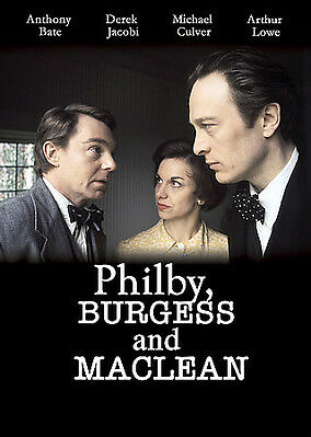 DVD: Philby, Burgess and Maclean, Gordon Flemyng. Very Good Cond.: Robin Hooper,