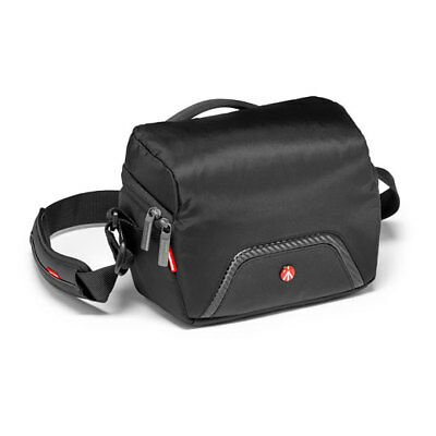 Manfrotto Advanced Camera Shoulder Bag Compact 1 for CSC with Rain Cover, Interc