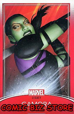 Guardians Of The Galaxy #150 (2018) 1St Print Christopher Trading Card Variant