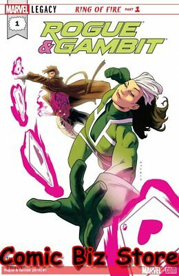 Rogue & Gambit #1 (Of 5) (2018) 1St Printing Bagged & Boarded Legacy Tie-In