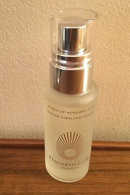 NEW Omorovicza Queen of Hungary Mist 1oz / 30mL Glass Bottle