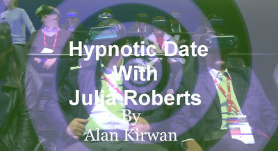 Hypnotic Dinner Date with Julia Roberts a Fun Hypnosis Experience DVD