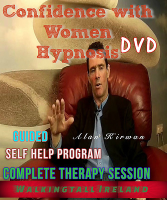 Confidence with Women Complete Hypnosis Session DVD