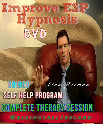 Improve ESP Complete Hypnosis Session DVD