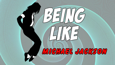 Being Like Michael Jackson Guided Hypnosis Fun Experience DVD