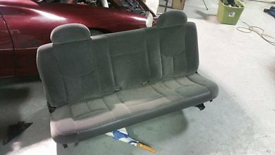 Outstanding 1988 94 Chevy Gmc Silverado 1500 Sierra Truck Rear Bench Bralicious Painted Fabric Chair Ideas Braliciousco