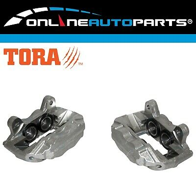Front Disc Brake Calipers Pair LH+RH suits Landcruiser 80 Series 8/92~5/95