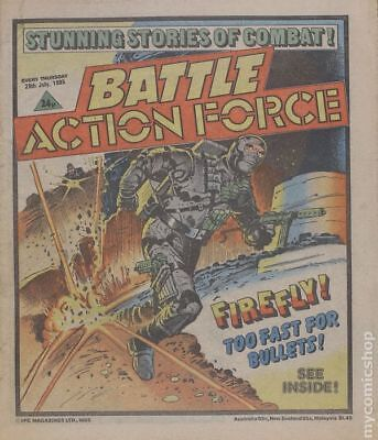 Battle Picture Weekly (UK) #850720 1985 GD/VG 3.0 Stock Image Low Grade