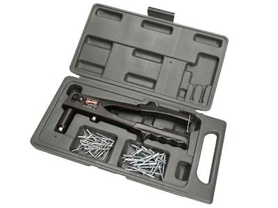 "Arrow RL100K Rivet Tool Gun Kit for 1/8"", 5/32"" 3/16"" ARL100K"