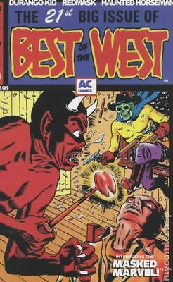 Best of the West (AC Comics) #21 2001 NM Stock Image