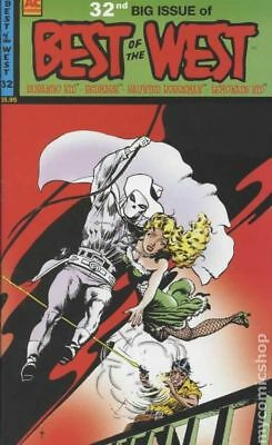 Best of the West (AC Comics) #32 2002 FN Stock Image