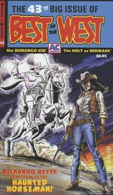 Best of the West (AC Comics) #43 2004 NM Stock Image