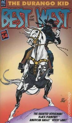Best of the West (AC Comics) #54 2005 VG Stock Image Low Grade