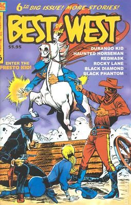 Best of the West (AC Comics) #6 1999 FN Stock Image