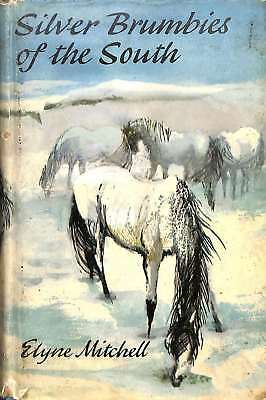 Silver Brumbies of the South, Acceptable Condition Book, Elyne Mitchell, ISBN 00