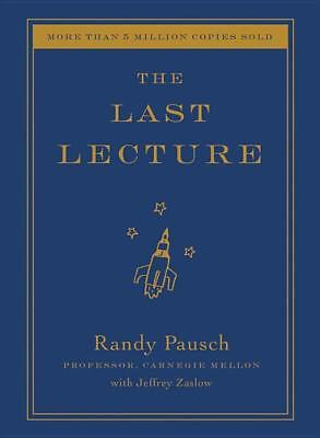 The Last Lecture | Randy Pausch |  9781401323257