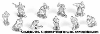 Old Glory Battles of Crecy & Poitiers 25mm Siege Engineers Pack MINT
