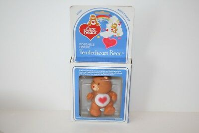 Kenner Care Bear Poseable Figure Tenderheart Bear 60320 in Original Unopened Pkg
