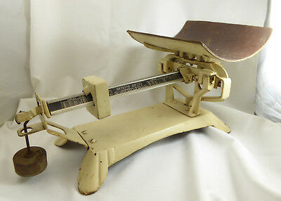 Vintage Detecto Baby Scale, Beam-Type Jacobs Bros. BROOKLYN, NY, USA