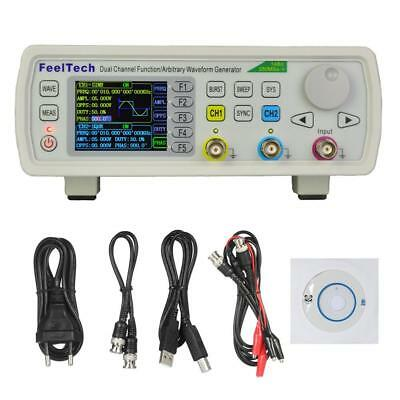 FY6600 15-60MHz DSS Function Arbitrary Waveform Pulse DDS Signal Generator