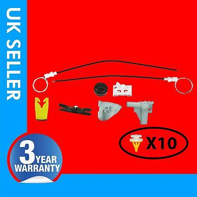 Renault Clio Ii Coupe Window Regulator Repair Kit Front Left Hand Side