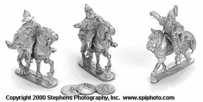 Old Glory Mongols in Europe 25mm Russian Armored Cavalry w/Spears Pack MINT