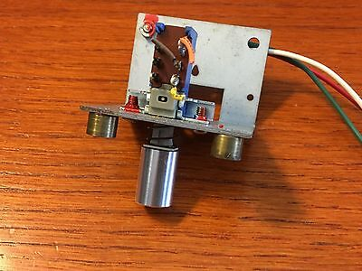Project/One DR-550 Turntable Parts - Power On/Off Switch Assy