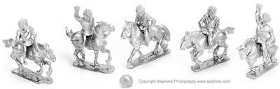Old Glory Caesars Gallic Wars 25mm Numidian Cavalry Pack MINT