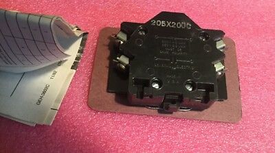 General Electric CR205X200C Aux Contact Kit