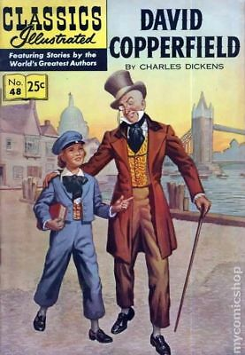 Classics Illustrated 048 David Copperfield #15 1969 FN Stock Image