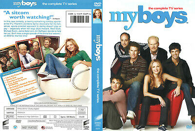 My Boys: The Complete TV Series (Seasons 1 - 4) R1