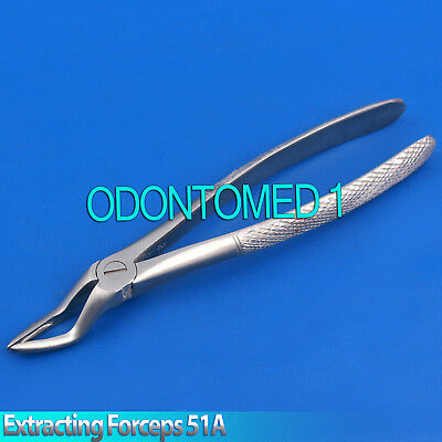 Tooth Extracting Forceps Mead No.51A Upper roots Dental Instruments