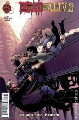 Dead or Alive (Red 5 Comics) #3 2012 FN Stock Image