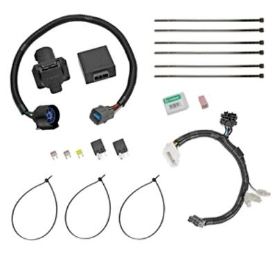 Trailer Tow Harness Hitch Wiring For Honda Pilot 2012 2013 2014 2015 7-Way