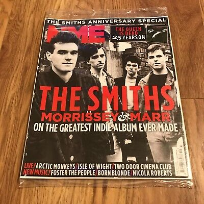 NME THE SMITHS THE QUEEN IS DEAD 25th ANNIVERSARY SPECIAL JUNE 2011 - NEW SEALED