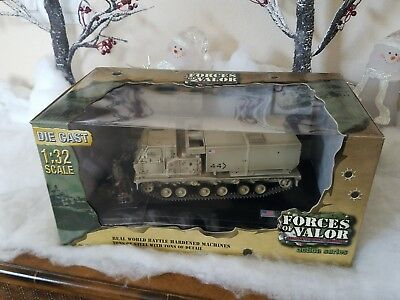 Forces of Valor 1:32 Scale, US M270 Multiple Launch Rocket System (NIB) 80222
