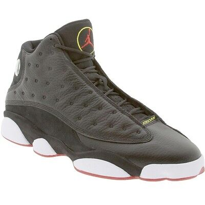 414571-001 Nike Air Jordan 13 XIII Retro Playoff Black Varsity Red 414571-001