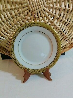 """Royal Gallery for Macy's GOLD BUFFET Bread & Butter Plate(s) 6 3/8"""""""