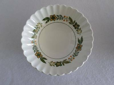 J & G Meakin Colonial Classic White English Ironstone Soup Bowl Excellent