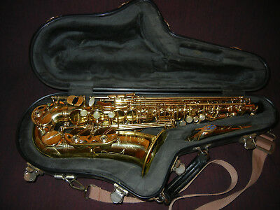 Selmer Alto Saxophone - Super Action 80 Series 3 - Pro Model - Full Pro Service.