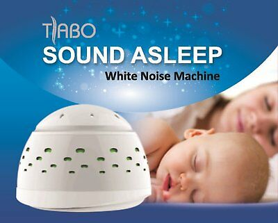 Sleep Easy Sound Conditioner White Noise Machine baby therapy, New All Natural