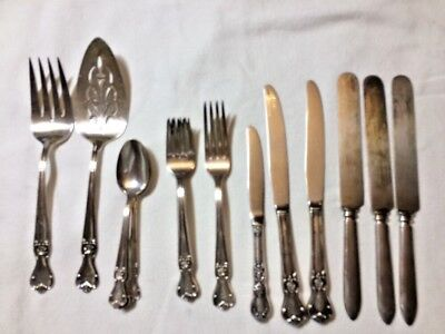Old Company Plate silverplate flatware And Stainless Steele Servingware